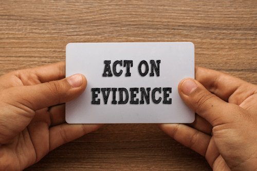 make evidence based practice work