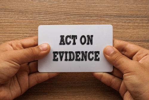 make evidence based practice work