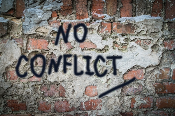 How to deal with conflict in organisations