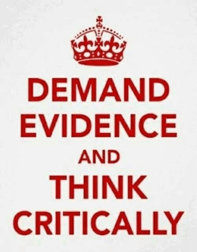 Demand evidence-based practice