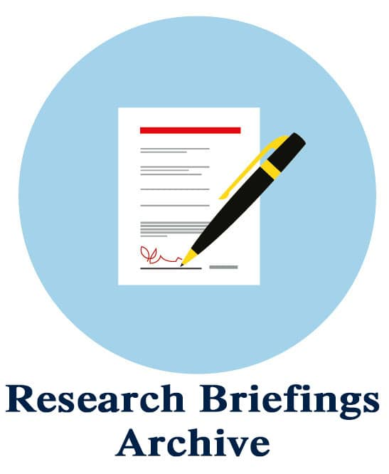 Research Briefings Archive