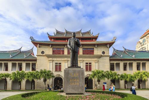 Xiamen University, China