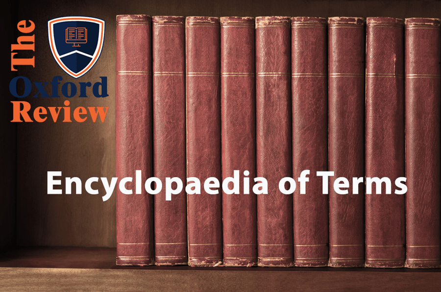 The Oxford Review Encyclopaedia of Terms