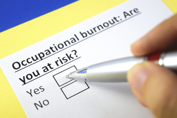 Burnout: Are you at risk?