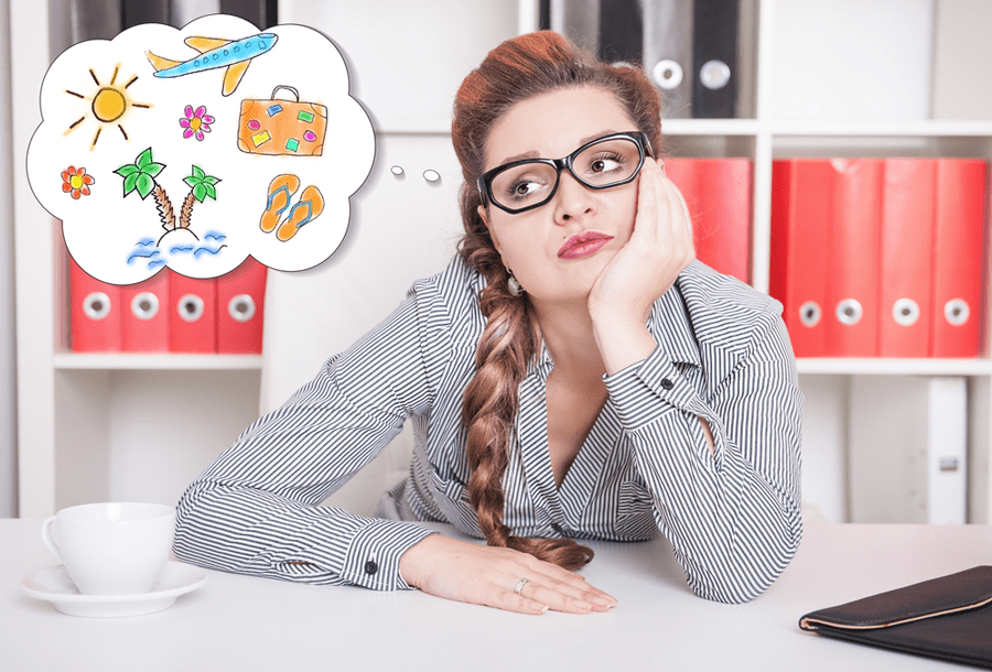 How to manage someone with a boring job