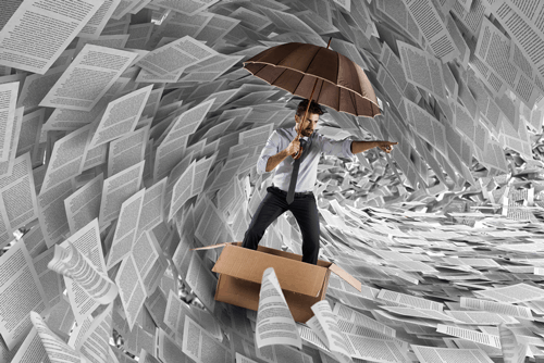 Innovate your way out of a bureaucracy