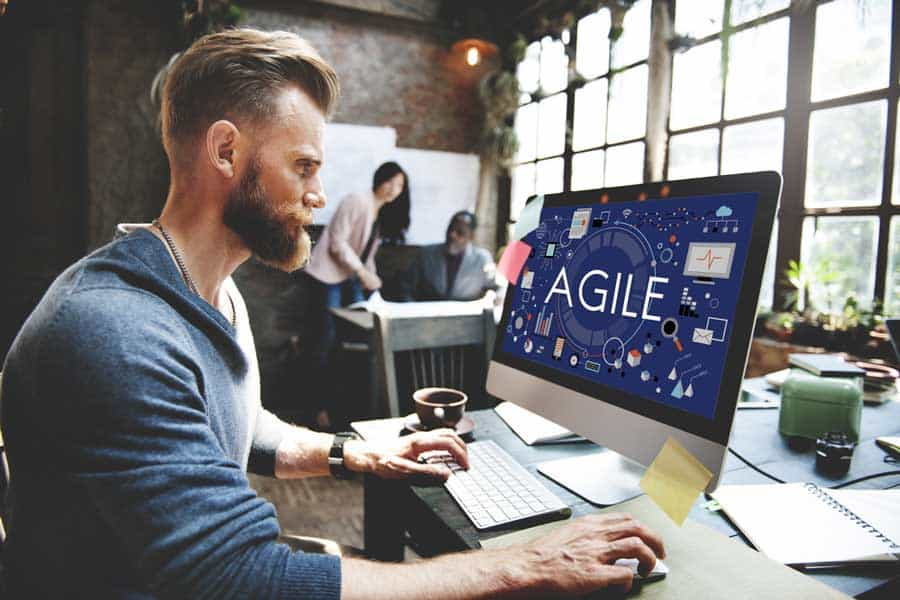 How to develop organisational agility