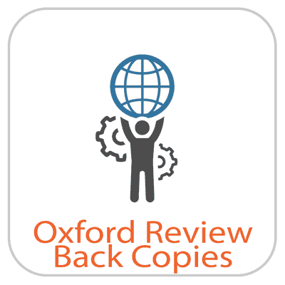 Oxford Review Back Copies