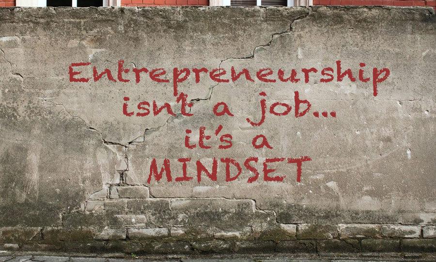Entrepreneurship mindset