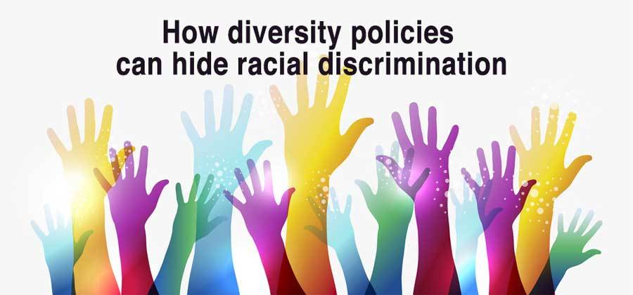 Organisational diversity polices