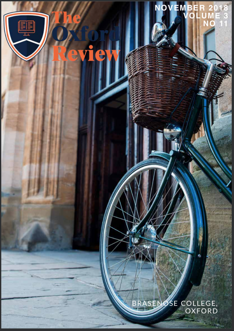The Oxford Review Vol 3 No 11