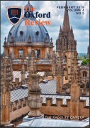 The Oxford Review Vol 4 No 2