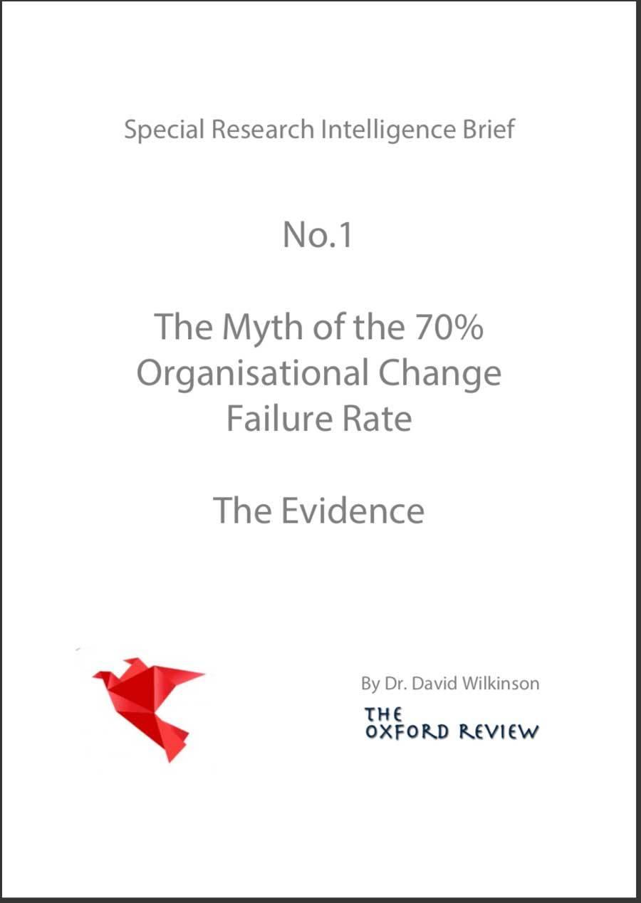 Change failure rates