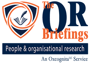 The Oxford Review – OR Briefings